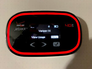 (UNLOCKED) Verizon Jetpack MiFi 5510L 4G LTE Mobile Hotspot Device