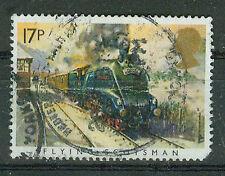 Briefmarken Großbritannien 1985 Great Western Railway Company Mi.Nr.1017