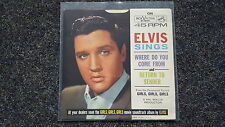 Elvis Presley - Return to sender US 7'' Single