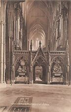 BR80273 choir screen westminster abbey london   uk