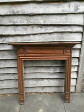 Solid Oak Fire Surround / Mantle