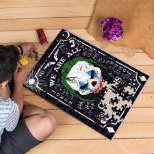 Heart 201/500/1000 Pieces Jigsaw Puzzles We Are All Clowns Joker Batman Game