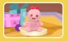 Meselling100 VIPkid Dino Sister Stuffed Toys Emma