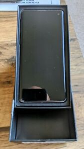 Samsung Galaxy S10 SM-G973 - 512GB - Prism Black (Unlocked) (Dual SIM)