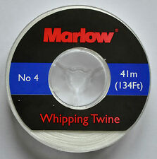 Marlow Whipping Twine (No. 4) 41m / 134ft - White
