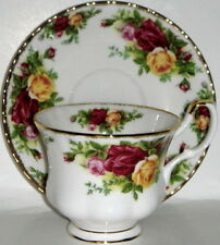 Royal Albert Old Country Roses Cup & Saucer Set