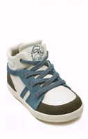 Next Hi Top Trainers Boys Chukka High Top Boots Kids Shoes Size UK 10,12 Kids