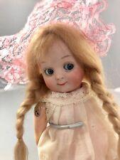 """7"""" Antique German Bisque Head Heubach 9573 Googly Doll! Rare! Adorable! 18046"""