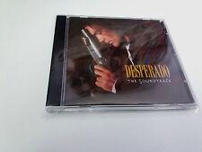 "ORIGINAL SOUNDTRACK ""DESPERADO"" CD 16 TRACKS BANDA SONORA BSO OST"