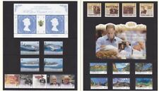 PITCAIRN ISLANDS 2013 COMPLETE YEAR COMMEMORATIVE STAMPS MNH