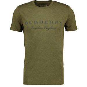 Burberry London England T-Shirt Khaki