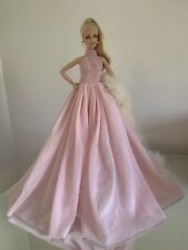 Barbie model muse doll - Custom Outfit Barbie Collectible