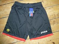 PARTICK THISTLE Football Shorts Joma Authentic  Soccer Shorts Size XL