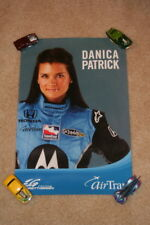 2009 Danica Patrick Airtran Airways Indy Car poster