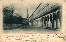 CPA  Mülhausen - Mulhouse - Avenue de la Paix  (388759)