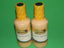New Olive Garden Italian LIGHT Salad Dressing 16oz JUN x2 Lot