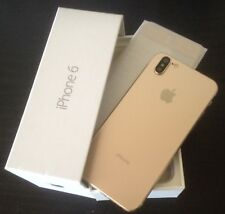 iPhone 6 16GB Gold Customised to New iPhone X Design   (UNLOCKED)