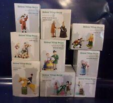 Lot of 22 Dept. 56 Dickens' Village Accessories  NIB