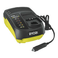 Ryobi 18V ONE+ In-Car Charger - RC18118C - Brand New in Retail Box