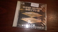 NEC PCENGINE PC ENGINE SUPER CD ROM CDROM 2 - DEMO DISC DISK #G54 BOXED SEALED