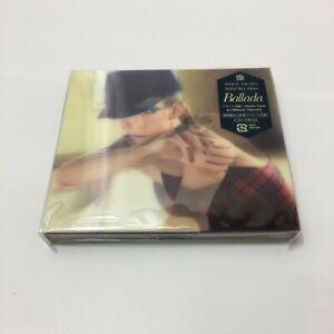 NAMIE AMURO Ballada Digipak JAPAN CD+DVD