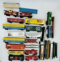 Mixed Lot Of Trains Ho Scale Smokey Bear Shell New Haven Heinz Night Hawk