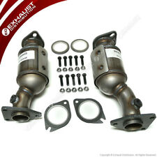 Fit Nissan Frontier 4.0L 2005-2010 Front Catalytic Converters 2 Pieces