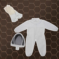 Imkerbekleidung Imkeranzug Imkerjacke Beekeepers Schutzanzug Handschuhe mit Hut