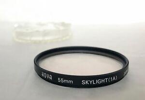 Vintage Hoya 55mm Skylight (1A ) Filter