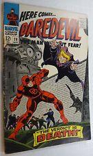 Daredevil #20 The Owl Vg/Fn