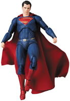 Justice League #057 Superman PVC Action Figure Toy Gift Anime New In Box 17cm