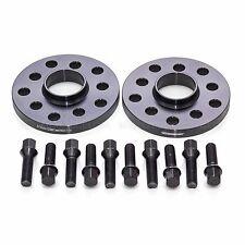 Espaciadores hubcentric 15mm para VW Golf Mk4, Mk5, Mk6, Mk7 con pernos de cono