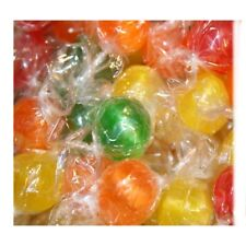 Assorted Sour Balls Wrapped Hard Candies - 2 Lbs