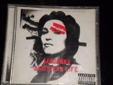 CD de musique en édition collector madonna