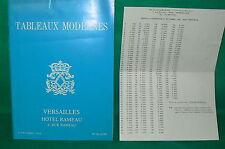 catalogue vente enchères VERSAILLES Tableaux modernes + liste prix de vente (19)