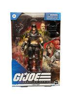 G.I. Joe Classified Series 6-Inch Zartan Action Figure In Hand 2021 New Hasbro