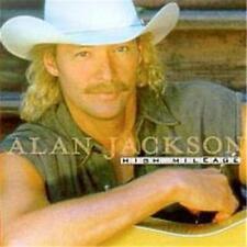 ALAN JACKSON High Mileage CD BRAND NEW
