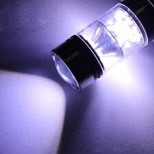 2x H3 Auto 100W Weiß 20 LED Nebel Lampen Nebelscheinwerfer Birne Nachrüstsatz