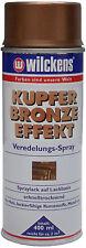 1x400ml Kupferbronze Lackspray Veredelungsspray Effektspray Kupferspray Kupfer