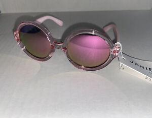 Janie and Jack Croquet Club Pink Sunglasses 0-2 years NWT