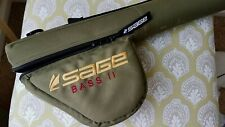 Sage Bass Ii Fly Rod Travel Case Tube Ballistic Nylon