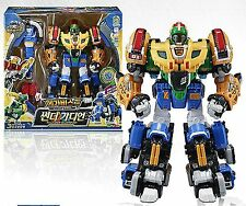 BIKLONZ MEGA BEAST THUNDER GUARDIAN Copolymer Transformer 3 Robot Toy/ Babarian