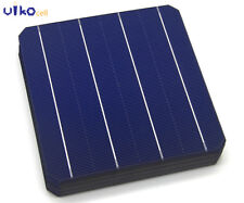 80Pcs DIY Solar Cells 6x6 For Monocrystalline Solar Panel