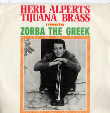 "Herb ALPERT-incontra ZORBA IL GRECO 7"" EP 1965"