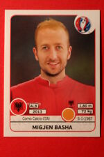 PANINI STICKERS EURO 2016 n. 78 BASHA ALBANIA TOP MINT!