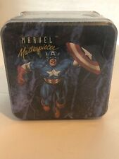 SEALED 1993 Marvel Masterpieces Series 1 Limited Trading Card Tin Set Free Ship