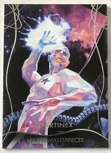2020 Upper Deck Marvel Masterpieces Martinex 1/99 ALPHA 1/1 Tier 4
