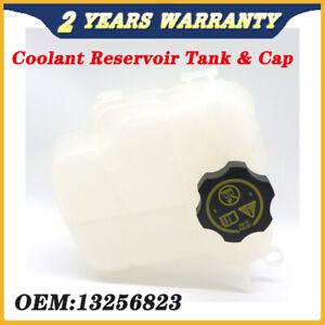 New For Chevrolet Buick Cruze Verano Cascada Engine Coolant Reservoir Tank & Cap