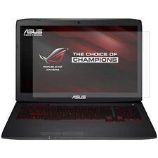 "Set of 2 ASUS ROG G751JL 17.3"" Laptop Screen Protector High Clarity/Anti Glare"