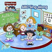 NEW Little People: ABC Sing-Along by Fisher-Price (CD, Jan-2003, Fisher-Price)